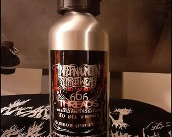 Old Number 666 20 oz water bottle