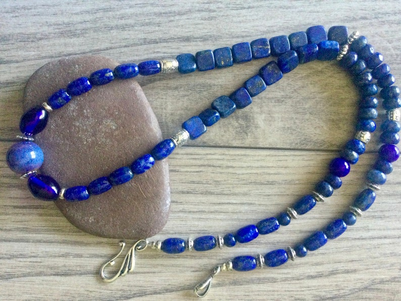 Lovely Lapis Necklace