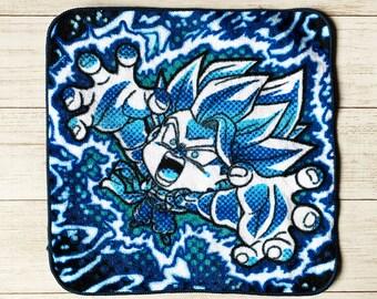 Dragon Ball Z Fabric Etsy