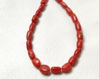 "8-14mm 9 Color Natural Coral Branch Shape DIY Gemstone Loose Beads Strand 15/"""