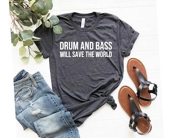 DJ T Shirt Amen WAV Drum and Bass /& N Selecta Neurofunk Dubstep Débardeur Homme Tee