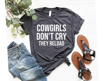 Cute cowgirl shirt