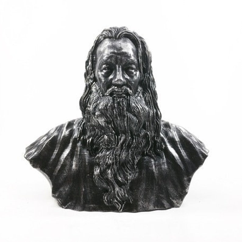 LOTR The Lord of the Rings Gandalf Bust