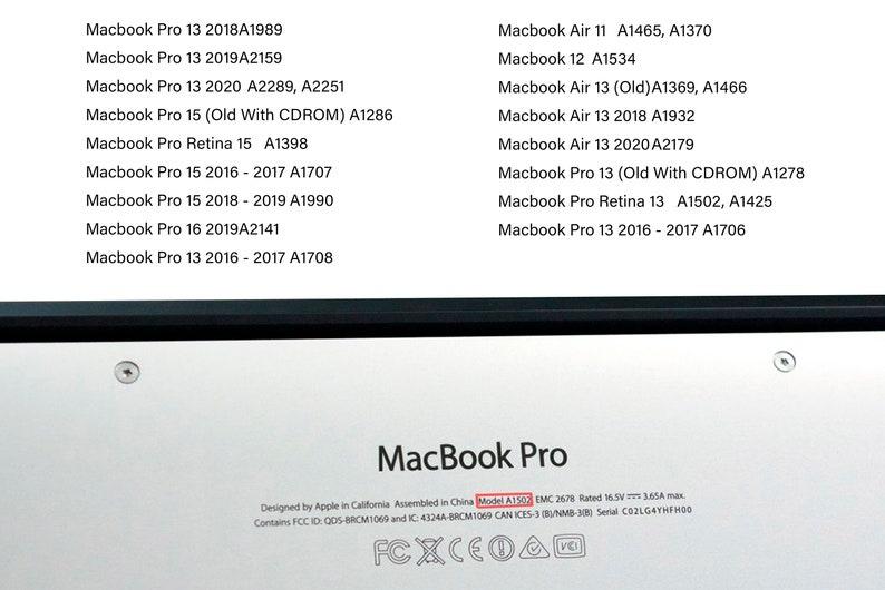 Persistence of Time Mac 16  Case Air 13 Macbook  Case Macbook 13 Pro  Case Macbook Pro 15 2018  Case Macbook 12  Case Macbook Air 11  DA0012