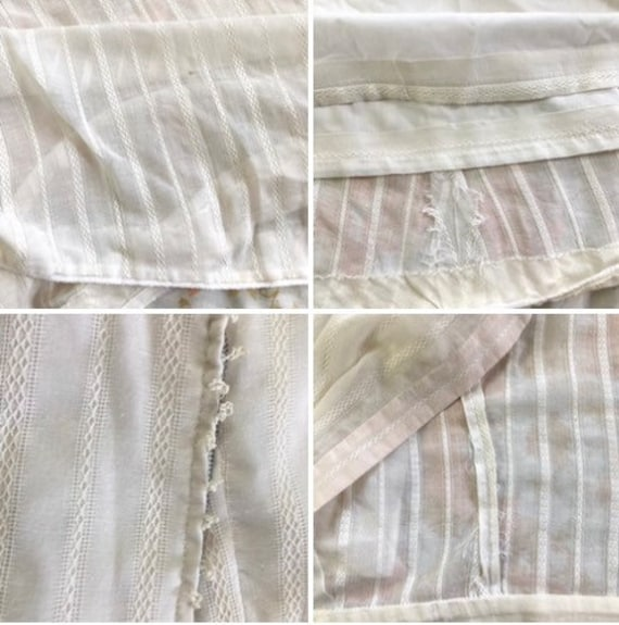 Vintage cottagecore prairie dress with jacket - image 8