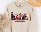 Vintage Marvel Sweatshirt, Marvel Comics Shirt, Eternals Marvel Shirt, Fan Art Drawing, Marvel Sweater, Avengers, MCU T-shirt, Loki Shirt 56