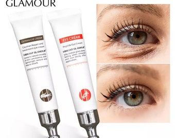 Under Eye Cream Gel W Hyaluronic Acid Remove Dark Circles Etsy