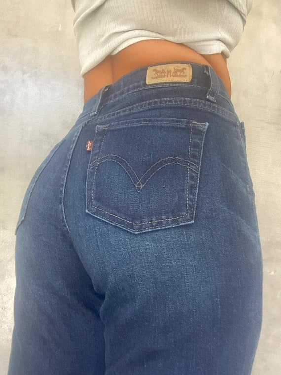 Levi's Vintage 512 High Waisted  Jeans . - image 1