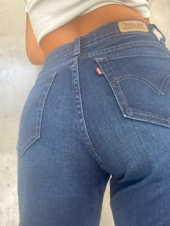 Levi's Vintage 512 High Waisted  Jeans . - image 4