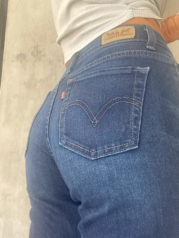 Levi's Vintage 512 High Waisted  Jeans . - image 2