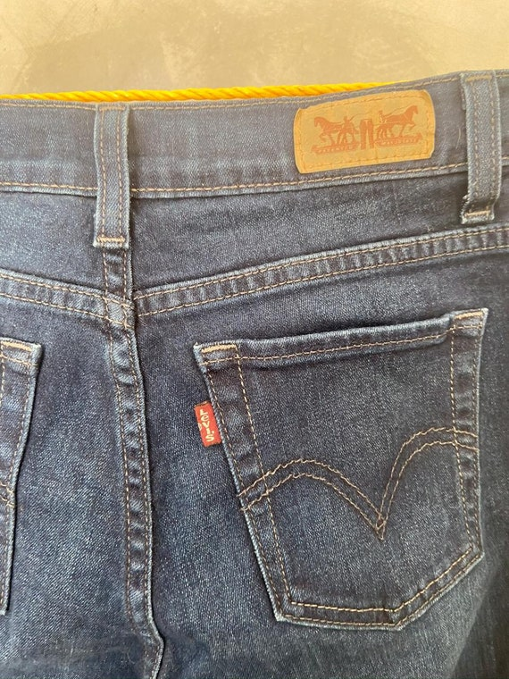 Levi's Vintage 512 High Waisted  Jeans . - image 7