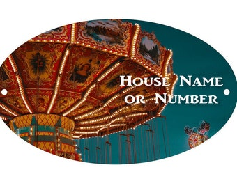 Burrell Showman/'s 3938 20 Ton Locomotive Quo Vadis Fairground Metal Sign  Choose Your Own Size