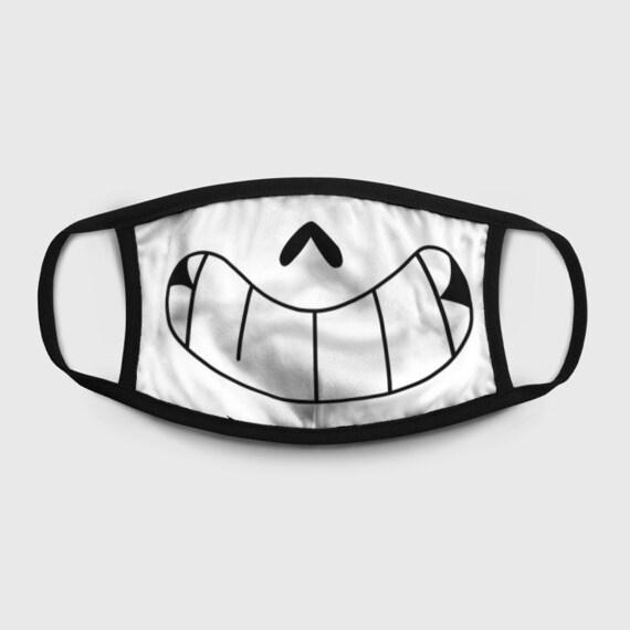 The Best Undertale Sans Mouth Mask Images