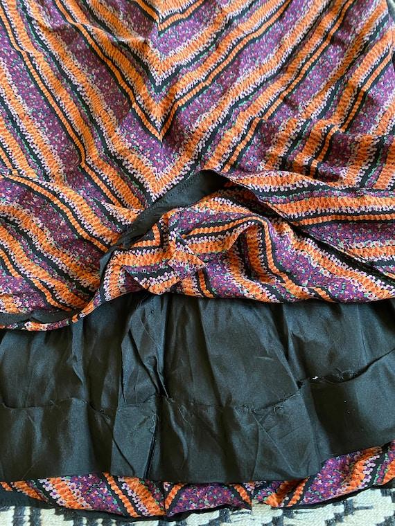 Vintage Pauline Trigere Late 70s Early 80s Orange… - image 8