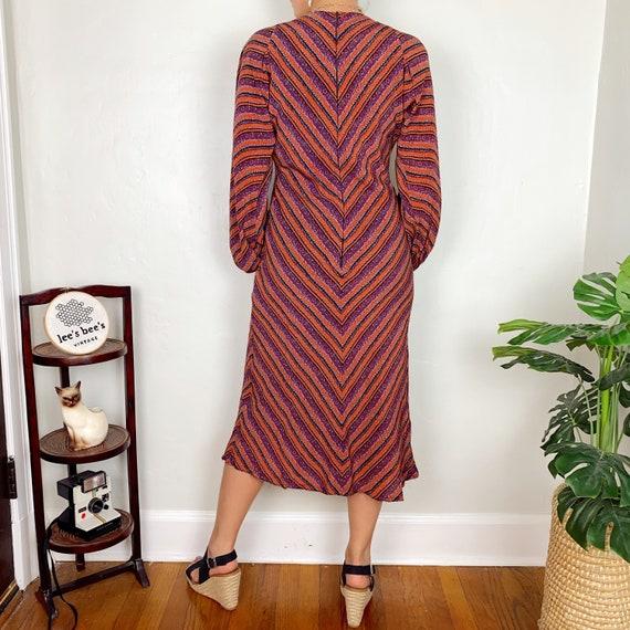 Vintage Pauline Trigere Late 70s Early 80s Orange… - image 7