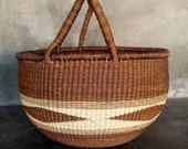 Bolga Market Basket - Large