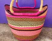 Bolga Market Basket - U-Shopper