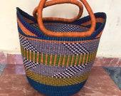 Bolga Market Basket - U-Shopper basket