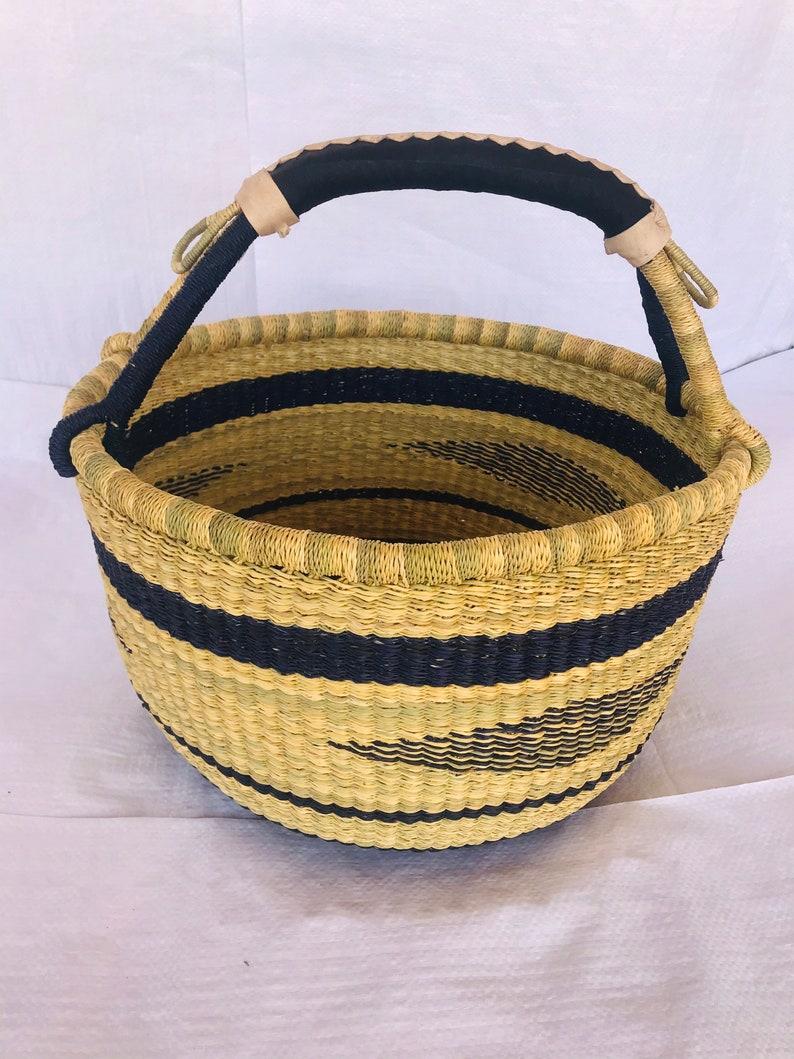 Bolga Market Basket Large