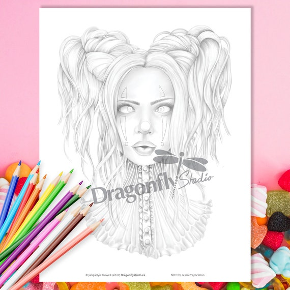 circus coloring pages. 1000 images about circus coloring pages on ... | 570x570