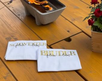 Sibling Shirts / Kids Name / 2-shirt set / Personalized T-Shirts / Gift / Kids / Family / Sister / Brother