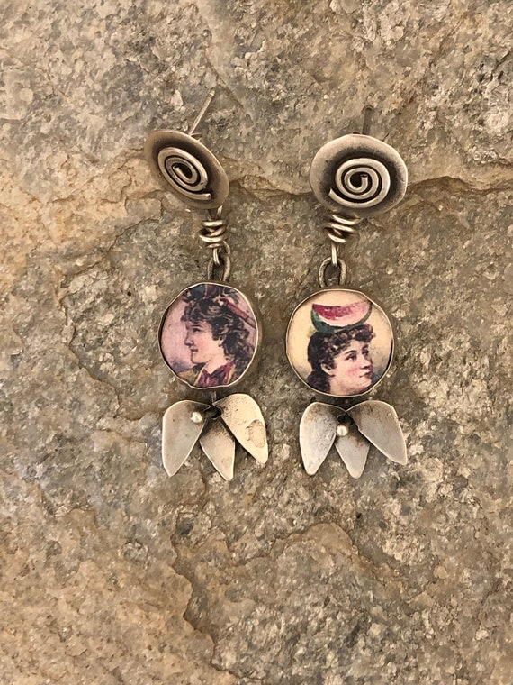 Sweet Bird Studio Earrings