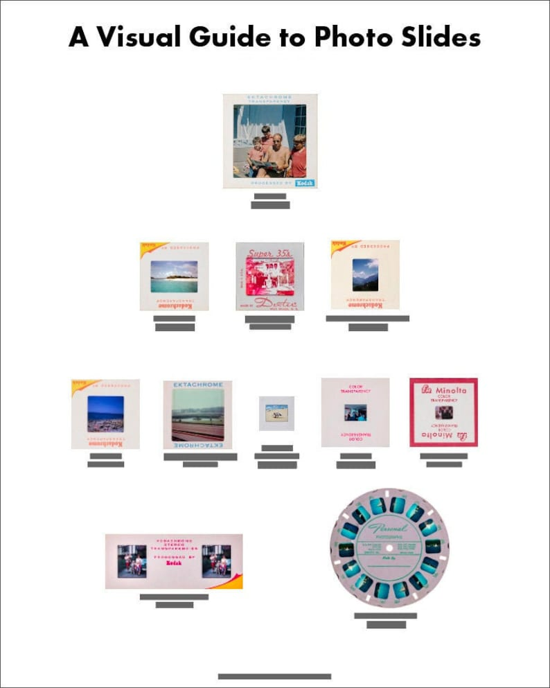 A Visual Guide to Photo Slides image 0