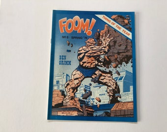 FOOM (Friends of Ol' Marvel) Issue 5