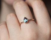 Alexandrite ring, gemstone ring, sterling silver ring, gemstone ring,mens ring, rings for women, midi rings, promise rings, gift for her