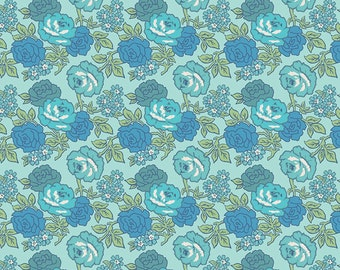 Flea Market by Lori Holt for Riley Blake fabrics 10210 Songbird, per half yard, 100% cotton