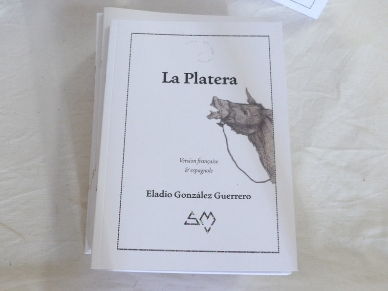 La Platera Book Tale Limited edition in French and Spanish image 0