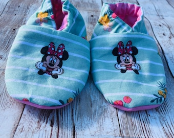 Disney baby shoes | Etsy