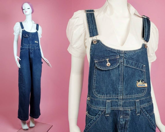 Rare vintage JNCO overalls. 90s denim.