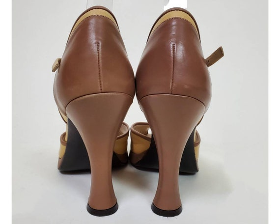 90s does 40s heels by Via Spiga. Size 6.