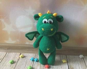Fierce or Sleepy Dragon Part Three ~ Assembly | Crochet dragon ... | 269x340