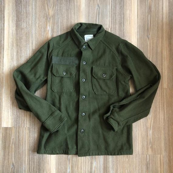 OG108 Wool Shirt US Army