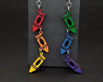art teacher earrings
