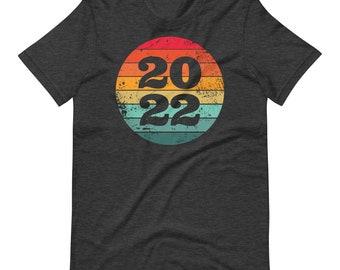 2022 Senior Shirt, Class of 2022 Shirt, Hello 2022, Graduation 2022 Shirt, Senior Gift