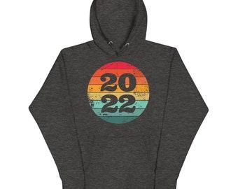 2022 Senior Hoodie, Class of 2022 Hoodie, Hello 2022, Graduation 2022 Hoodie, Senior Gift