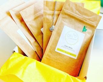 Tea - Selection Box - Loose Leaf Tea - Introduction To Tea