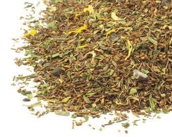 Tea - Mint Chocolate - Rooibos Tea - Loose Leaf Tea - Caffeine Free