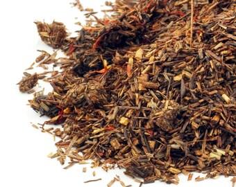 Tea - Coffee Amaretto - Rooibos Tea - Loose Leaf Tea - Caffeine Free