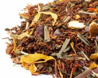 Tea - Orange Coco - Loose Leaf Tea - Rooibos Tea