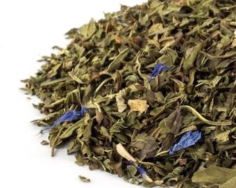 Tea - Oi Oi Minty - Mint Tea - Peppermint - Spearmint - Loose Leaf Tea - Herbal Tea