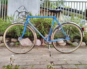 French Vintage Bicycle Peugeot 1970s