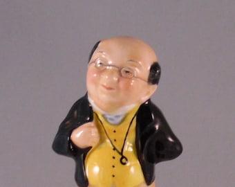 Vintage Royal Doulton Decorative Figure of Mr Pickwick