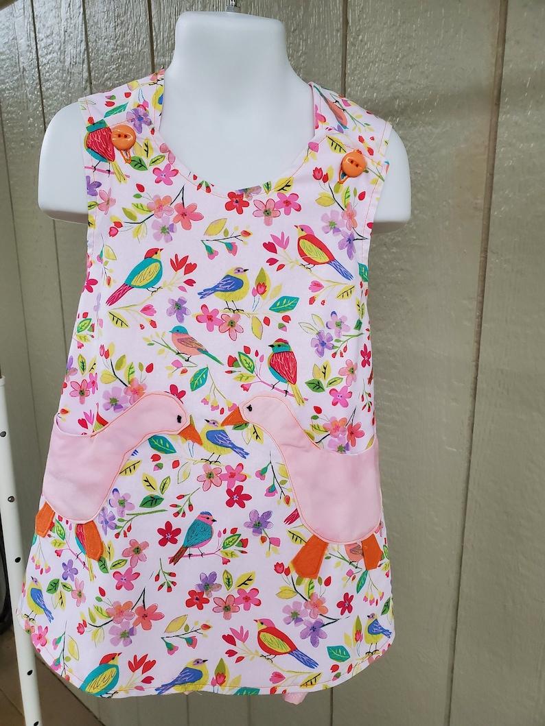Reversible Wrap Dress with Matching Panties
