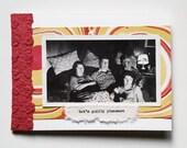 let 39 s guilty pleasure - Typed Vintage Photo Greeting Card