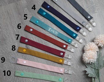 Pacifier tape with name / pacifier chain / pacifier holder / pacifier holder / pacifier / baby