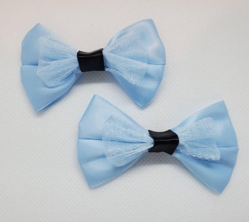 Cinderella Inspired Mini Bow Set